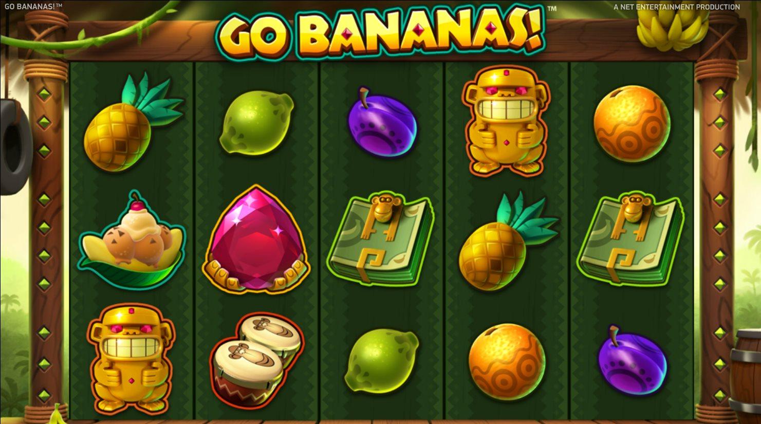 Go Banananas videoslot
