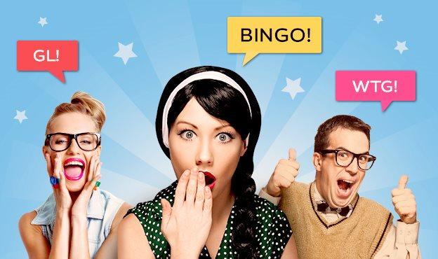 Bingo chattspel